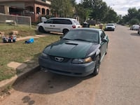 Ford - Mustang - 2000 Moore, 73160
