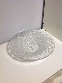 Crystal Accent Large Bowl Toronto, M1S 1A8