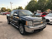 Chevrolet Silverado 1500 2013 Houston