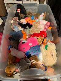 Tons of beanie babies Baltimore, 21237