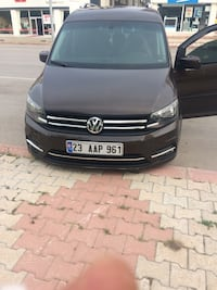 Volkswagen - Caddy - 2016