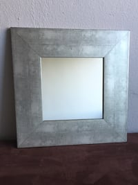"NEW! Small Square Framed Mirror 15"" x 15"" Toronto"
