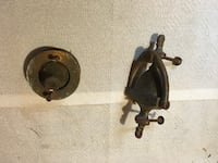 Door knocker and sight glass  Frederick, 21703