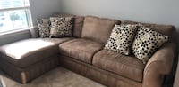 Pull out couch with ottoman. Price Negotiable Rockville, 20852