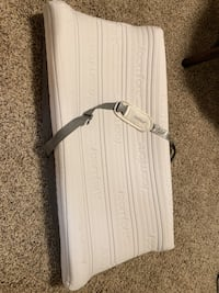 Icomfort changing pad and cover