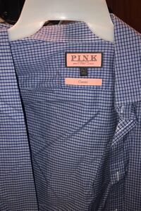 Thomas Pink Dress shirt Mens XL Toronto, M9N 3L4