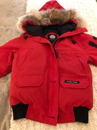 Authentic Canada Goose Jacket - Womens Small Vaughan
