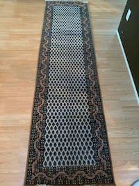 Wool runner - Handmade rug/carpet