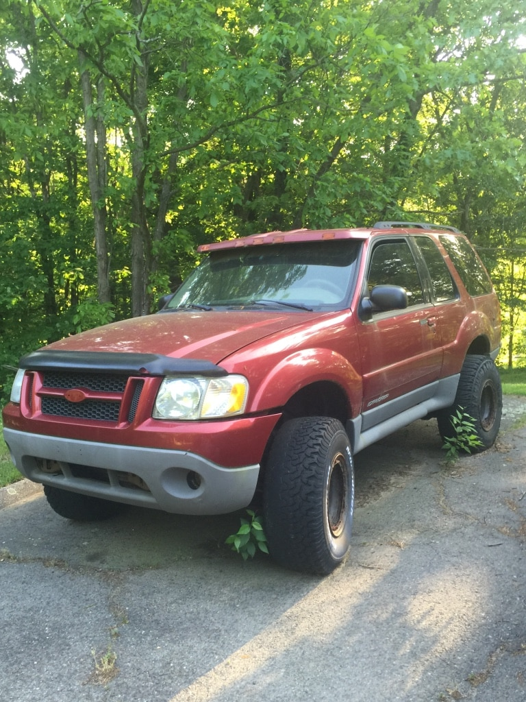 Lifted Ford Explorer >> Ford Explorer Lifted Number One Wiring Diagram Sources