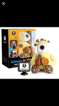 Brand new baby video monitor Mississauga, L5M