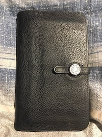 It's the real deal HERME'S wallet it's beautiful real black leather it's retails for 1700$ asking 1300$willing to negotiate  Surrey, V3S 2A9