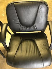 Two nice leather chairs $25 apiece 40 for both Hagerstown, 21740