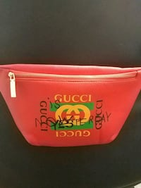 "Gucci Fanny Pack ""Is Now Yesterday"" Edition Whitby, L1P 1R2"