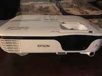 EPSON -Projector case incl.