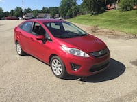 Ford - Fiesta - 2012 Whitehall