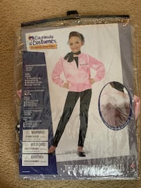 Child costume: the pink satin ladies (4-6) Daly City, 94014
