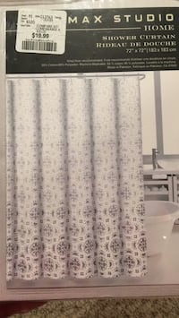 Shower curtain. New   Mississauga, L5M 4J3