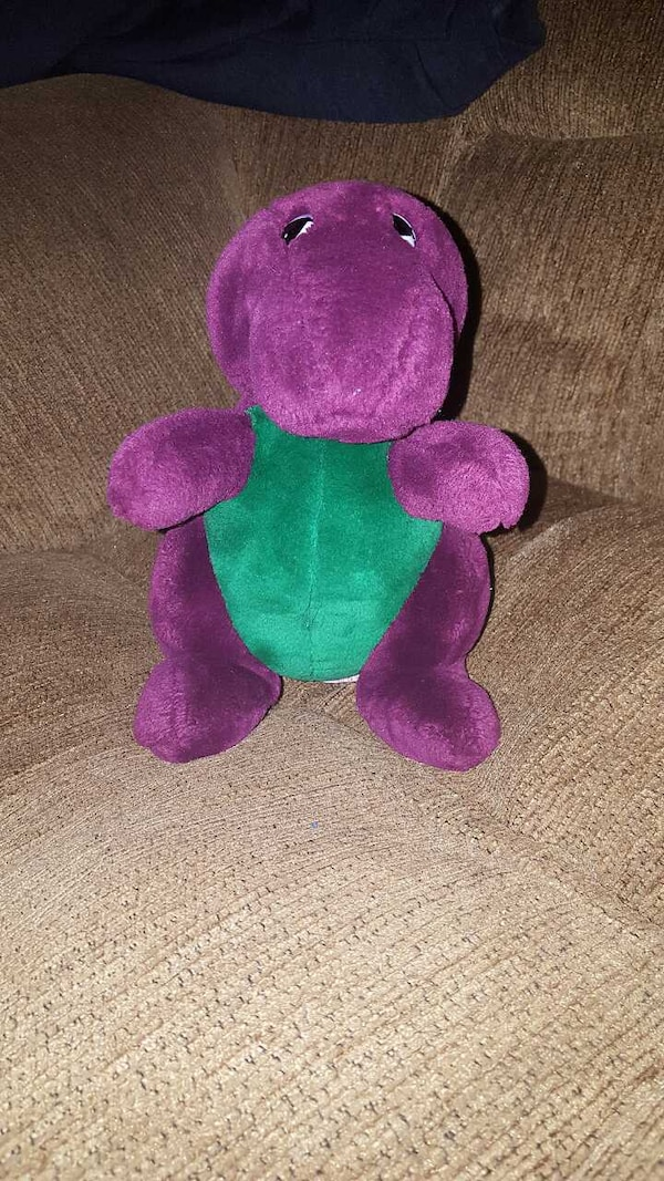 Used barney and the backyard gang first edition plush for ...