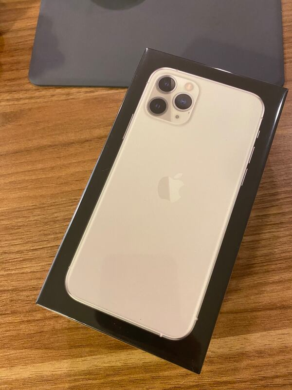 iPhone 11 Pro 256 GB Gümüş 15c3a663-9b29-41a3-9c15-1264fb1c5c8c
