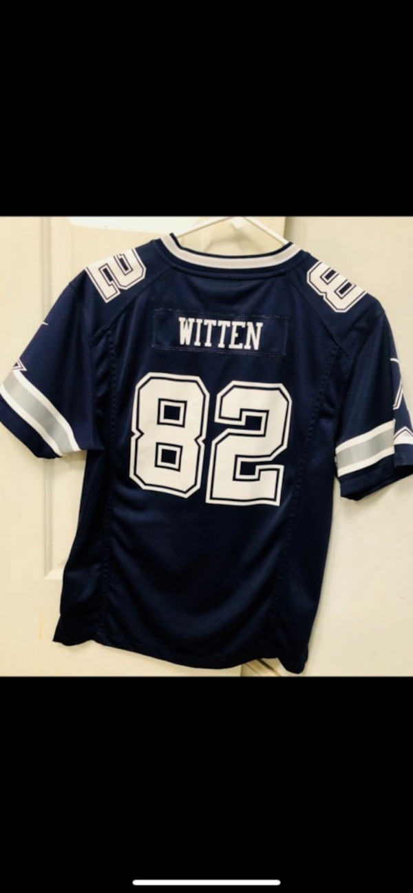 new concept d6efc 1d21d Dallas Cowboys Jason Whitten Jersey