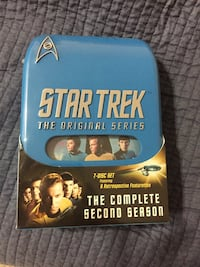 Star Trek The Original Series 7-disc set 2nd season