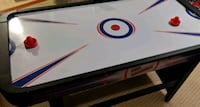 white and red air hockey table Chelmsford, 01863