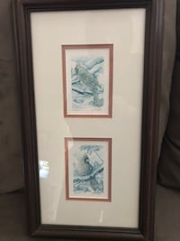 J Bridgett numbered and signed artwork Approx 14 inch by 18 inch  London, N5C 1J7