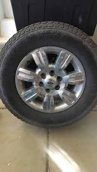 Ford rims West Valley City, 84128