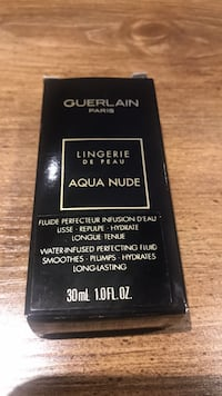 Guerlain Paris Aqua Nude in 01 Very Light Toronto, M4M 2K3