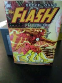 The Flash Omnibus Graphic Novel  Ventnor City, 08406