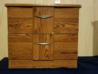 Dresser, nightstand, and armoire gently used. Bowie, 20720