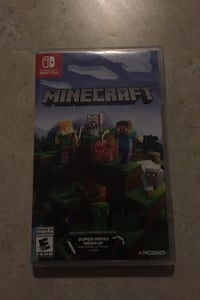 MINECRAFT FOR THE NINTENDO SWITCH
