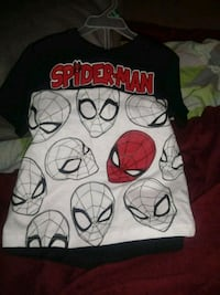Spiderman size 3t outfit Silver Spring, 20904