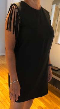 Women's Black dress from forever 21 Mont-Royal, H3P 1N9