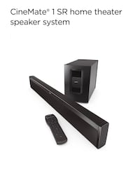 Bose Soundbar, Speaker ve İnternet Box Streamer Bornova, 35040