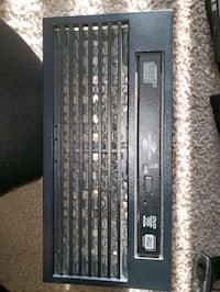 HP Rewritable DVD-ROM Drive and cage