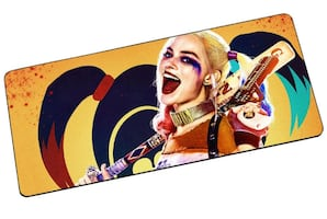 Harley Quin 90 x 40 Mousepad