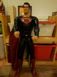2ft tall Superman figure Langley, V2Y 3G1