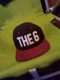 """The6"" Hat/Snapback Hastings, 55033"