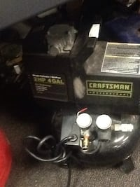 black and gray Craftsman air compressor Hagerstown, 21740