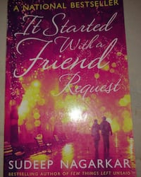 It started with a friend request Bharuch, 392015