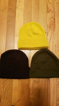 Hats green,yellow,brown   Winchester, 22601