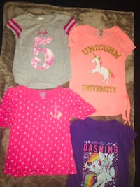 4 T-Shirts for $5