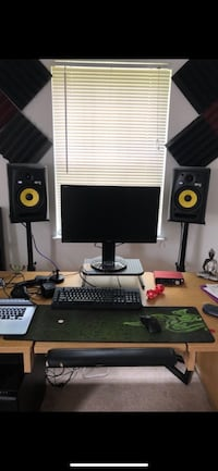 KRK Studio Monitors 6' Lawrenceville, 30043