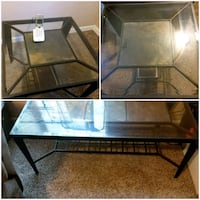 black framed glass pet tank Jonesboro, 30236