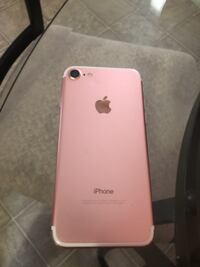 rose gold iPhone 7 with box Knightdale