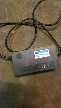 Ebike charger