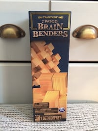 Brain Benders Game (New) Edmonton, T6E 0R2