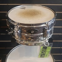 Tama snare hand hammered steel 12x5.5 - caisse claire usagée/used MONTREAL