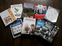 First year Fanshawe Business books